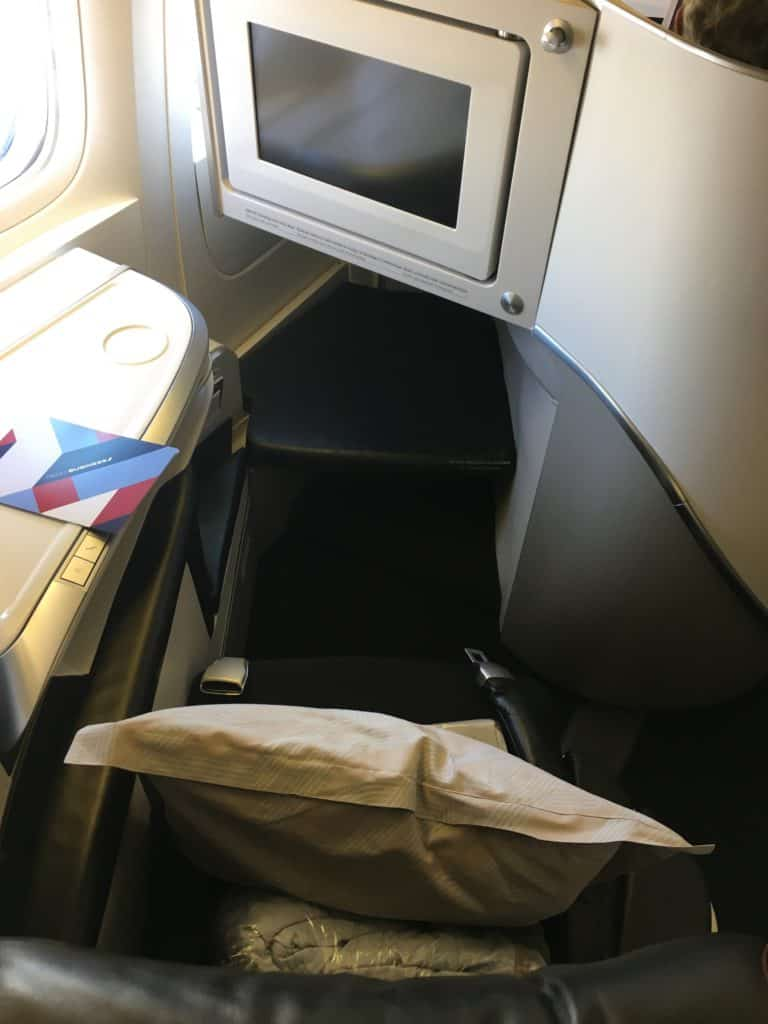 Flying Blue Status: Air France Business Class