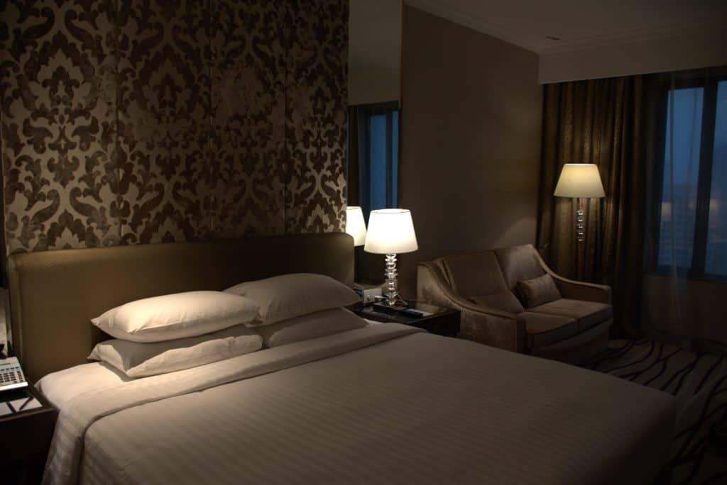 gratis in Hotels schlafen