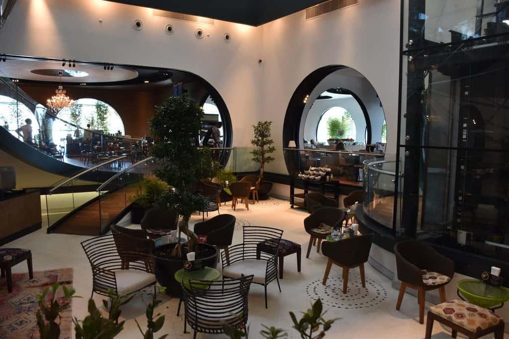 Zutritt zu Flughafen Lounges: Turkish Airlines Lounge Istanbul