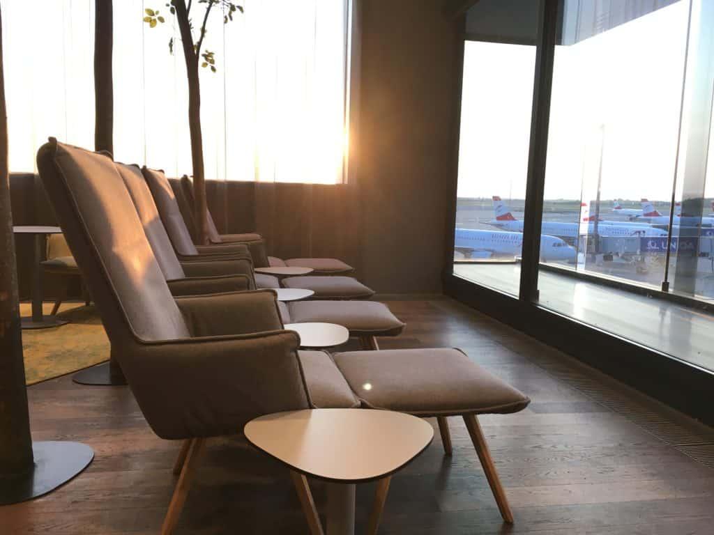 Miles & More Status: Austrian Senator Lounge