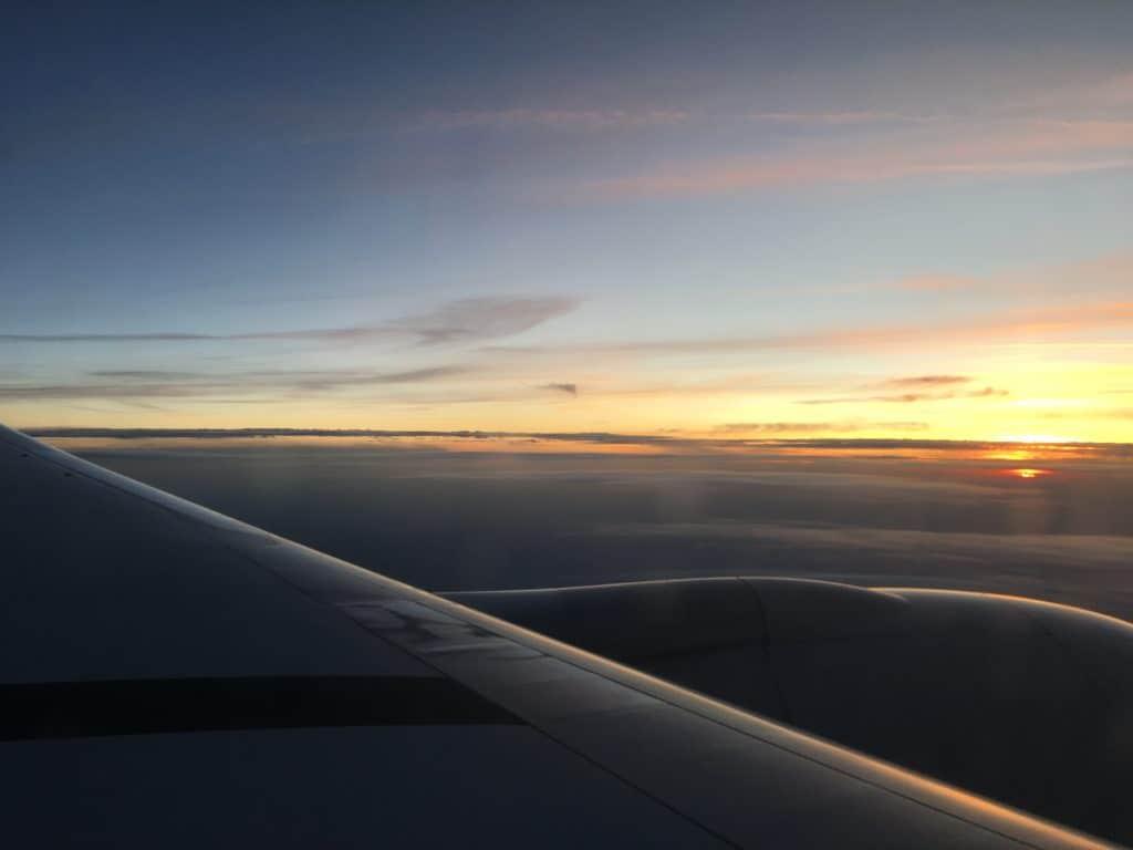 Executive Club Meilen sammeln: Anflug auf LHR