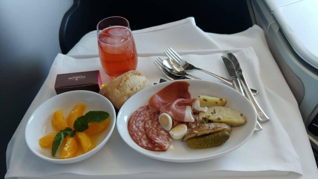 Executive Club Avios sammeln: British Airways Frühstück
