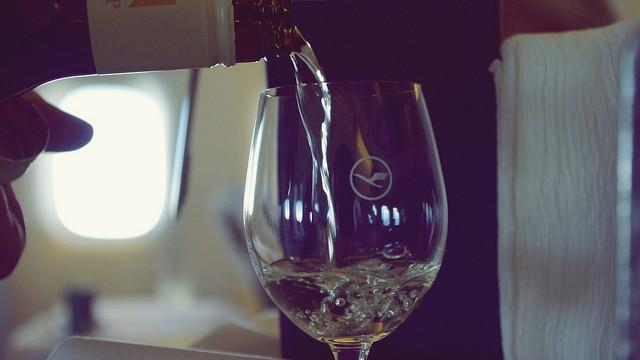 Miles & More Meilen einlösen: Lufthansa Business Class