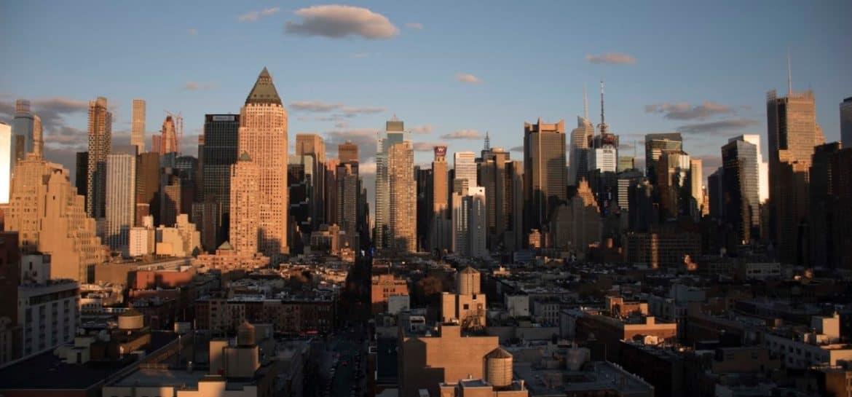 gratis einen Layover einbauen: NYC