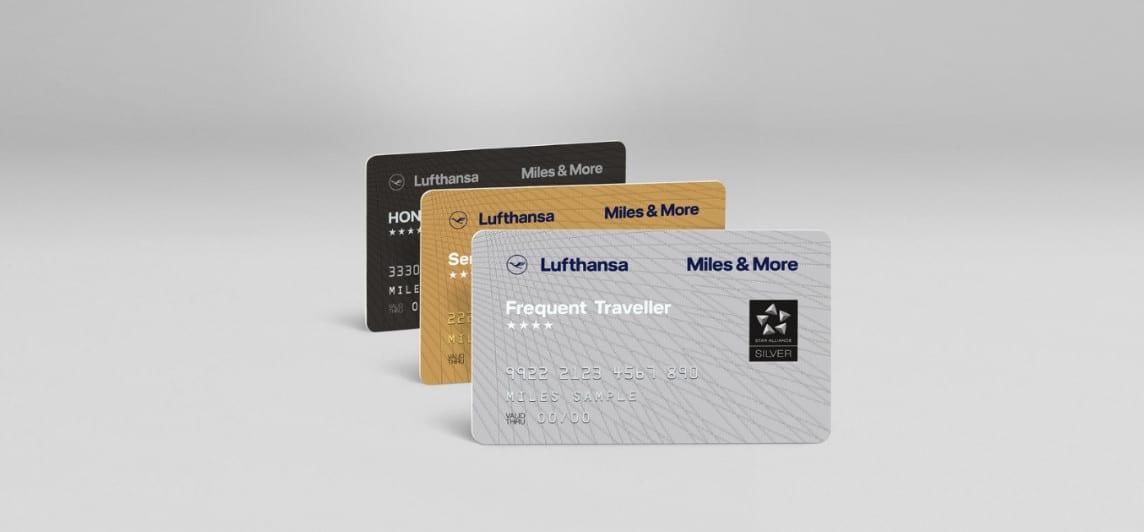 Miles & More Status 2021 verlängern